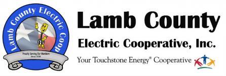 Lamb County Electric Cooperative's Logo